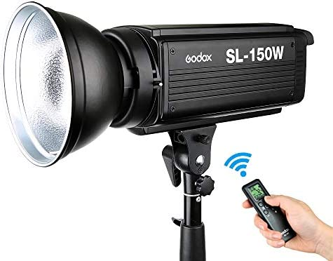 Godox sl-150 W 150 W LED Vdieo Continous Light lámpara Video ...
