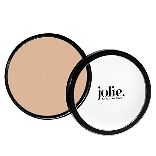Jolie Paramedical Kamaflage Foundation Heavy Duty Concealing Creme 12g (Light Ivory (Circle Delete Concealer)
