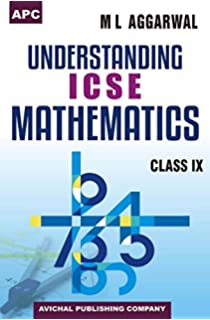 Amazon in: Buy Understanding ICSE Mathematics Class X Book