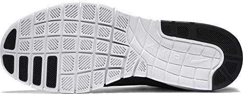 De Wei Janoski wei Mid Schwarz Stefan Grau Chaussure schwarz Schwarz Skate Nike Homme dunkelgrau Max qBvXxAHwU
