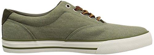 Polo Ralph Lauren Mens Vaughn Sneaker Vert