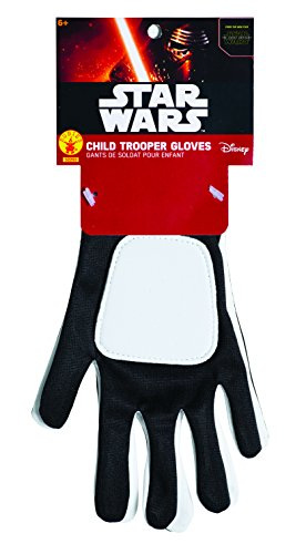 Rubie's Star Wars: The Force Awakens Child's Flametrooper Costume Gloves for $<!--$7.77-->