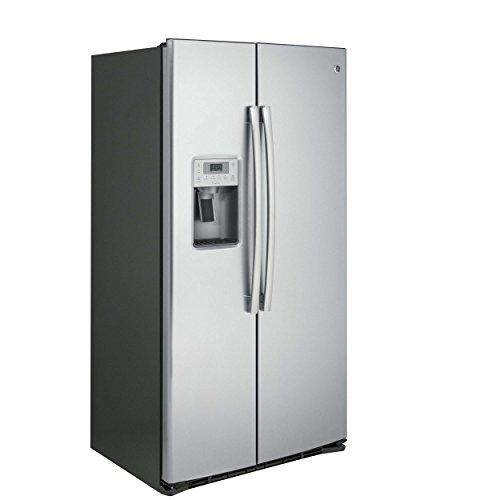 GE PZS22MSKSS Cu. Side-By-Side Refrigerator