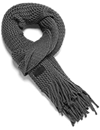 Mio Marino Womens Knitted Scarf - Winter Scarfs for Women