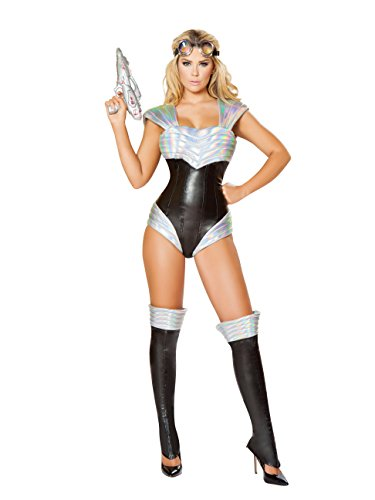 Space Girl Costume - 1pc Space Cadet,