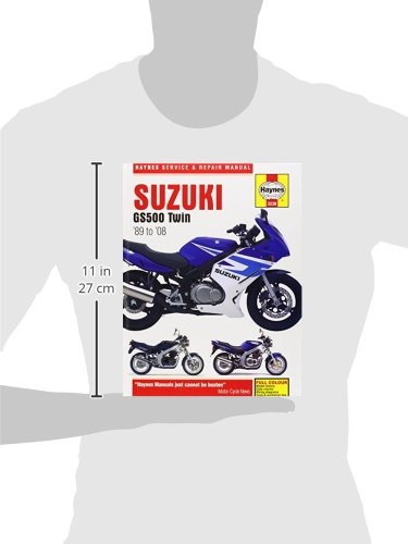 Suzuki Gs500 Service Manual Pdf