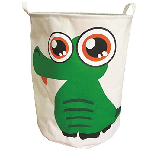 clothes-basket-laundry-basket-clothing-storage-barrels-toy-basket-crocodile
