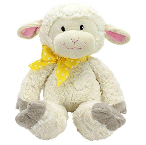 Soft and Cuddly Stuffed Animal Adventure Puddle Jumper Lamb