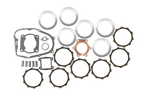 Complete Full Clutch Spring & Cylinder Head Gasket Kit for 1988-2006 Yamaha Blaster 200 YFS200 ATV