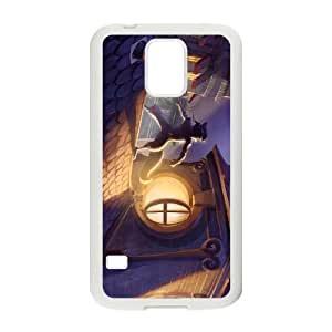 sly cooper thieves in time Samsung Galaxy S5 Cell Phone Case White present pp001_7922780
