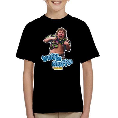 (CHAMTEE The Goonies Truffle Shuffle Kid's T-Shirt)