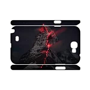 Custom America Photography Award For Case Samsung Note 3 Cover with Mountaineers scaling the Alps yxuan_8981036 at xuanz