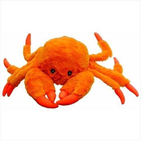 Jolly Pet 881307 Joly Tug-A-Mal Canvs Crab Lg