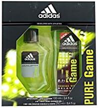 Regalo Hombre Aftershave y Gel de ducha Pure Game Adidas: Amazon.es: Belleza