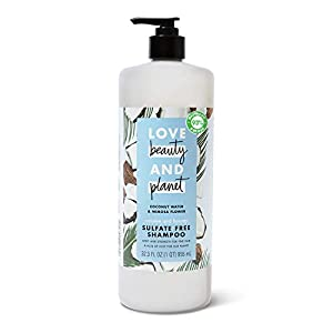 Love Beauty And Planet Volume and Bounty Thickening Shampoo For Fine Hair Coconut Water & Mimosa Flower Sulfate-Free… 15