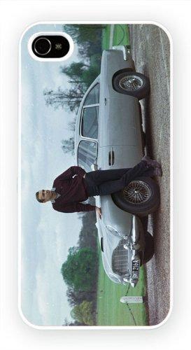 Goldfinger Aston Martin DB5 Connery, iPhone 6+ (PLUS) cas, Etui de téléphone mobile - encre brillant impression