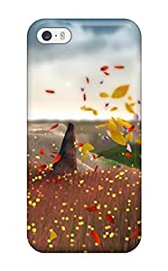 Best Case Cover Iphone 5/5s Protective Case Flower Playstation Game