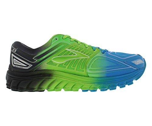 Brooks Glycerine 13 Hardloopschoenen Maat Methyl Blauw / Groen Flits / Zwart