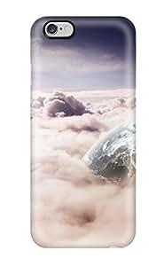 Fashion WUpILJi1891YgHBG Case Cover For Iphone 6 Plus(star Trek World)