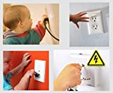 Clear Outlet Covers Baby Proofing - Vmaisi 38