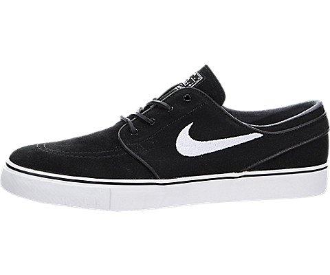 Nike Men's Zoom Stefan Janoski Og Skate Shoe Black/White/Gum Light Brown 12 D(M)
