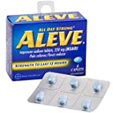 Aleve 220mg (NSAID) 6 Caplets