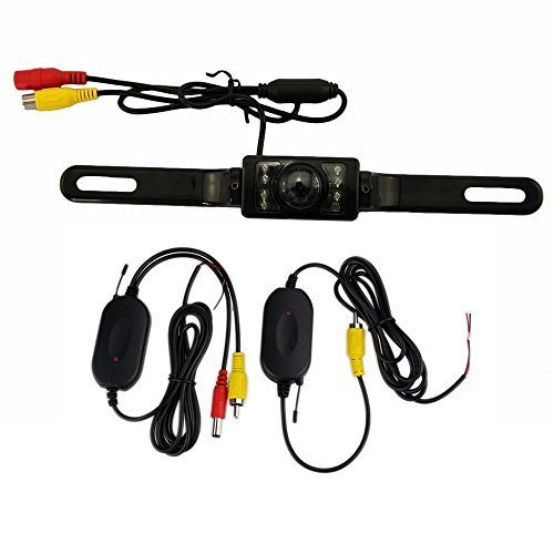 Wireless Backup Camera - 7