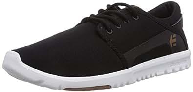 Etnies Mens Men's SCOUT Shoe, black/white/gum, 5 Medium US