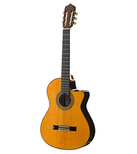 Jose Ramirez 4NCWE Classical Guitar with Cutaway and - Jose Ramirez Guitar