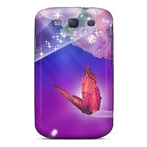EmptySpiral Galaxy S3 Hard Case With Fashion Design/ Phone Case