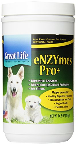 Great Life Dog Food Enzymes Pro Pet Digestive Remedy, 414gm