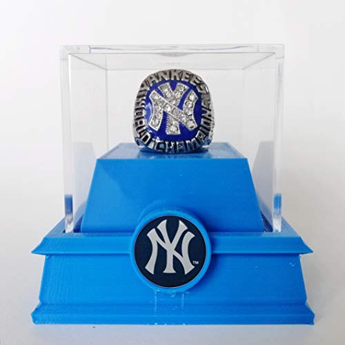 - Nine Culture Father's Day World Series Replica Ring Yankees Championship Ring (Size 8-13) Gifts Men Fans (8)