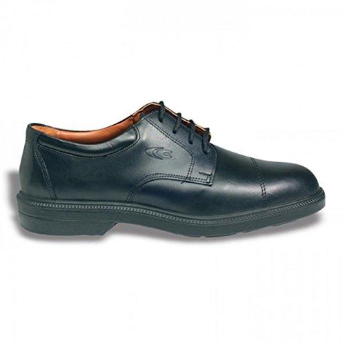 """Cofra 33051–007.w39Talla 39""""Coulomb S2SRC–zapatos de seguridad color Negro"""