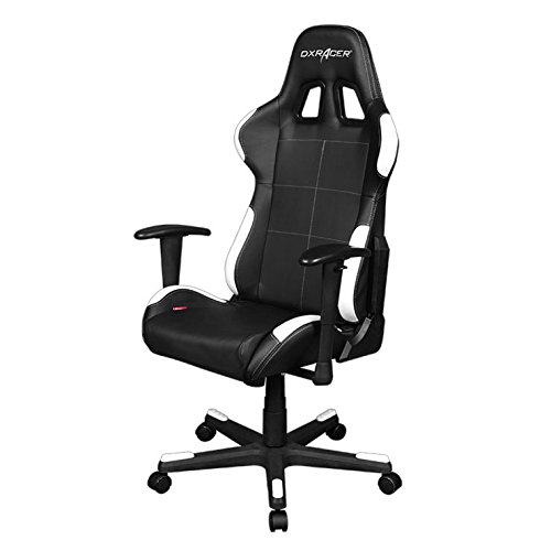 41Z ZlcaZmL - DXRacer-Formula-Series-DOHFD99-Racing-Bucket-Seat-Office-Chair-Computer-Seat-Gaming-Chair-DXRACER-Ergonomic-Desk-Chair-Rocker