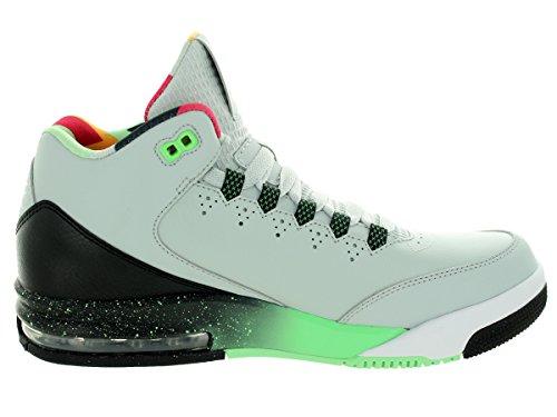 Nike Jorfan Vol Origine 2 Hommes Gris Brume / Lumière Mandarine 705155-015
