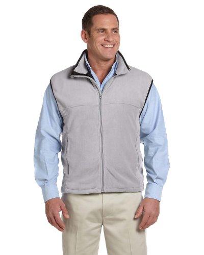 Zip Microfleece Vest - 6