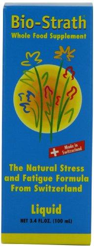 Nature's Answer Bio-Strath Liquid, 3.4-Fluid Ounces