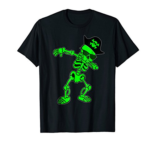 Dabbing Skeleton With Pirate Hat And Sunglasses (Pirates Black Sunglasses)