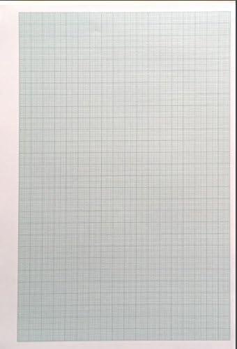 Papier Millimétré 80 Gm² A3 Bloc De 50 Feuilles Amazon