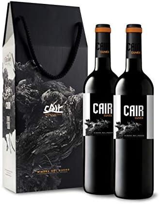 Cair Cuvée Vino Tinto Dominio De Cair Estuche Cartón 2 Botellas - 750 ml