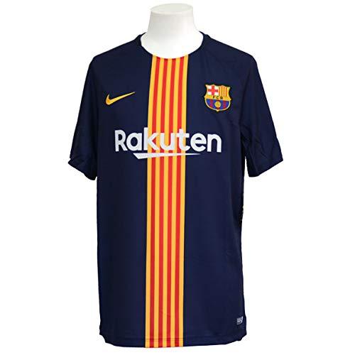Nike Men's Soccer F.C. Barcelona Dri-Fit Squad Training Top ()