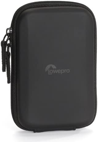 Lowepro Volta 20 Camera Bag - Clamshell Case For Your Compact Point and Shoot Camera