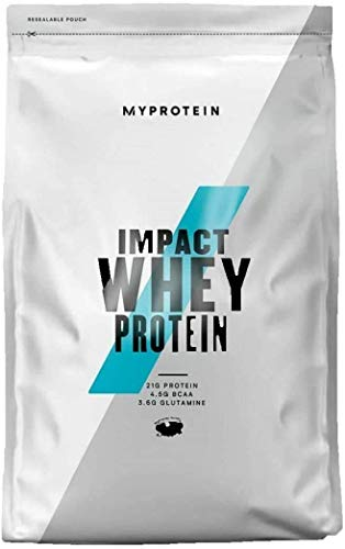 Myprotein Impact Whey Protein Powder. Muscle Building Supplements for Everyday Workout with Essential Amino Acid and…