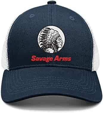 f45dcae8a Mens Womens Outdoor Cap Trucker Classic Snapback-Savage-Arms-Golf Hat  Superlite