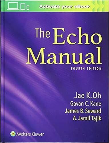 The Echo Manual por Jae K. Oh epub