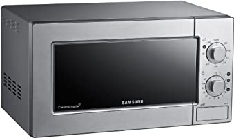 Samsung GE71M-X/XEG - Horno microondas, 750 W, 20 L, color gris ...