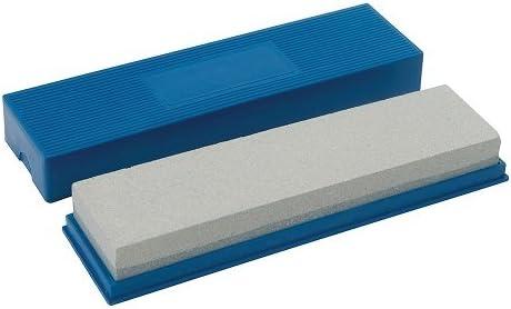 Silverline CB14 - Piedra de afilar combinada (200 x 50 x 25 mm)