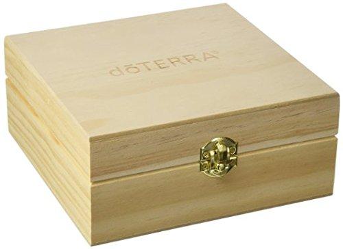(doTERRA Wooden Essential Oil Box)