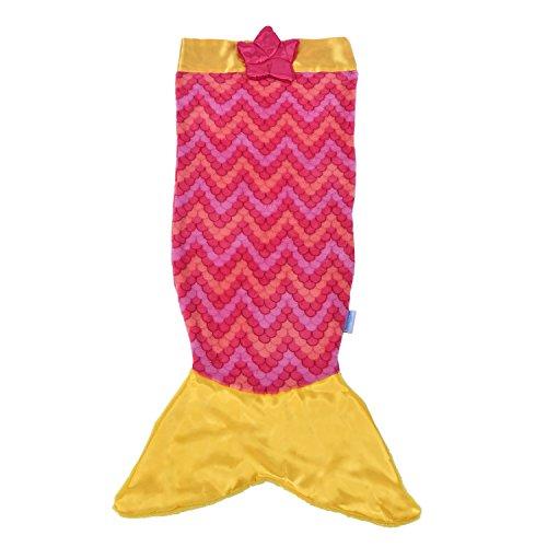 Snuggie tails mermaid blanket for kids kigurumi pajamas for Snuggie tails clown fish