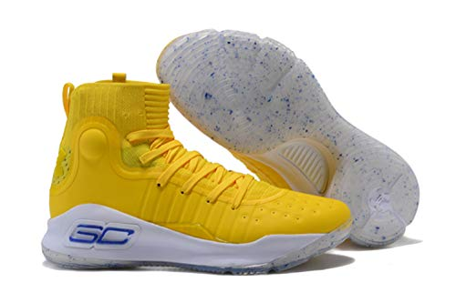 Curry Footwear (Bazi Sport Under Armour Men's Curry 4 Basketball Shoes 7 M US)